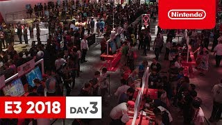 Nintendo E3 2018 ダイジェスト DAY3