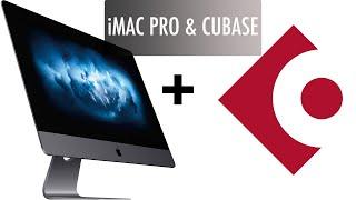 How well does an iMac Pro run Cubase?