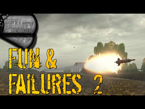 Project Reality - Fun & Failures 2