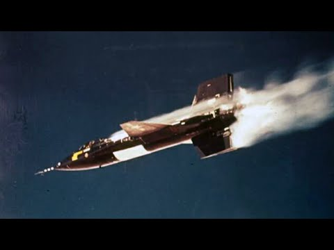 The Plane that Almost Melted - The X-15 A-2 and the Fastest Flight Ever