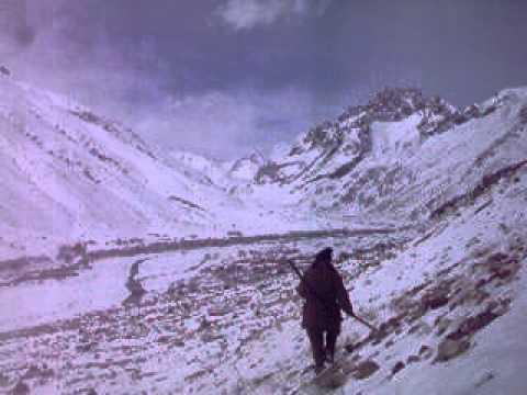 Chapursan Valley winters