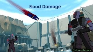 Superman: Shadow of Apokolips - Flood Damage Part 1 - Story Walkthrough Part 3 - HD