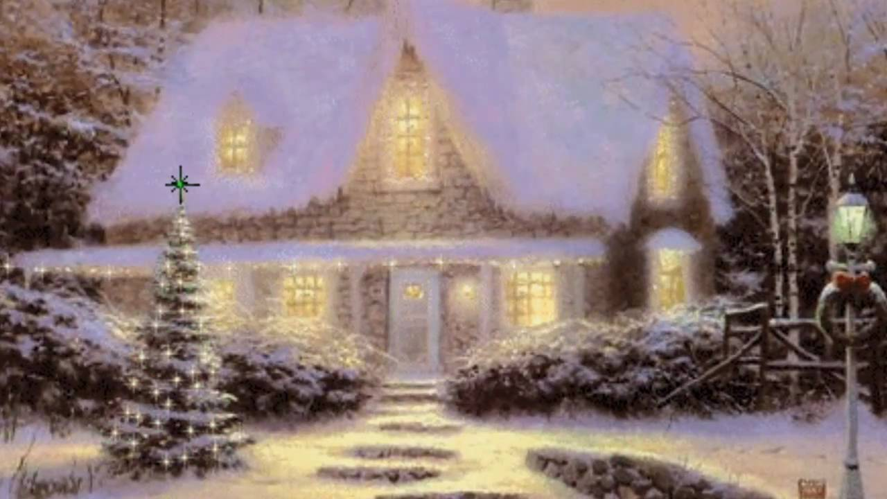 Bluegrass Christmas _ Instrumental.avi