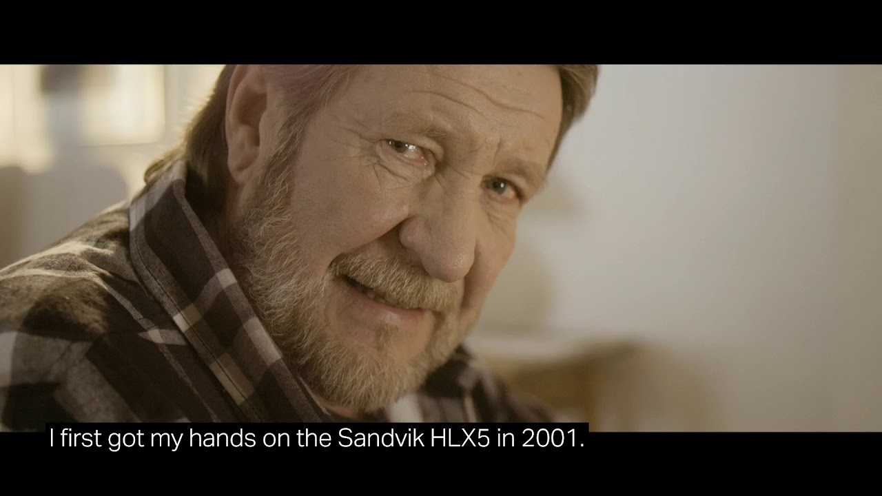 Sandvik RDX5 - Heritage | Sandvik Mining and Rock Technology