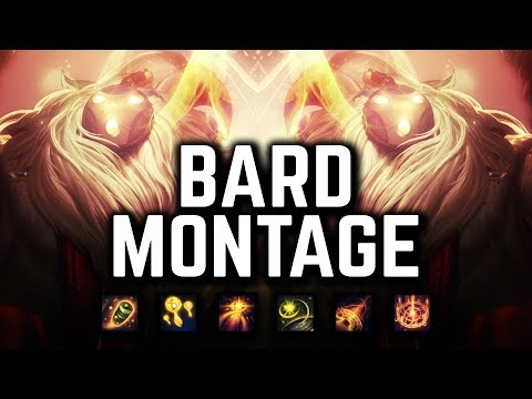 High Elo BARD Montage | Life is GG