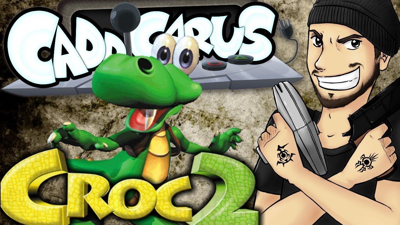 Croc 2: The Flawed Strikes Back – Caddicarus