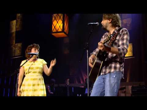 "2012 OFFICIAL Americana Awards - Hayes Carll with Cary Ann Hearst ""Another Like You"""