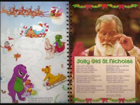 Barney's Sing Along Night Before Christmas Cassette