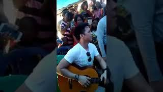 Ariel Noah Hibur Pengungsian Kota Ambon