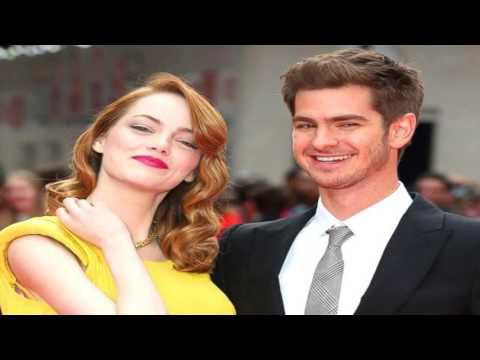 Emma Stone And Andrew Garfield Are On Good Terms Emma Stone and Andrew Garfield were toget