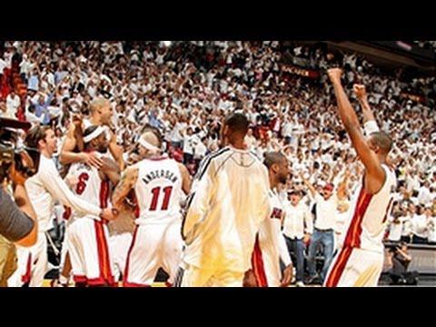 LeBron's OT buzzer-beating game-winner vs Pacers!