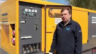 видео Дизельные генераторы