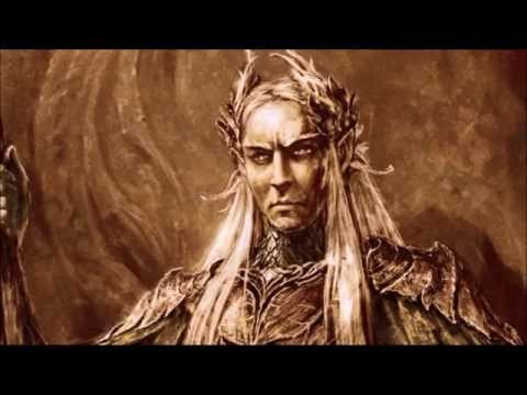 THRANDUIL - The King of Wood and Stone/ Part 1 (HD) Mp3