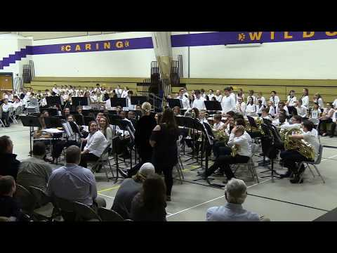LaSalle Springs Middle School Band Concert 4