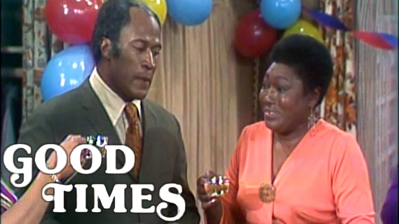 James' Disastrous Surprise Party | Good Times