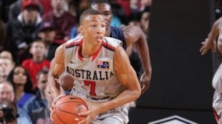 2014 NBA Draft - No. 5, Utah Jazz Select Dante Exum, Australia | CampusInsiders