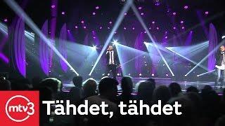 Tähdet, Tähdet Live8 - Waltteri & Roope: Beibi