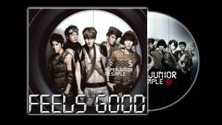 Super Junio -  Feels Good (Audio)