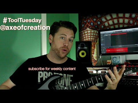 Undertow Guitar Lesson Tool Tuesday