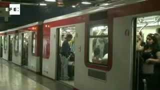 El mejor Metro de America (Subte / tren electrico)