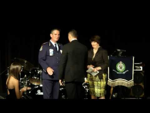 Police Officer of the Year - Jason Brooks