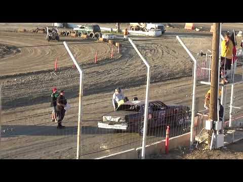 Barona Speedway Pure Stock Dash 7-13-2019