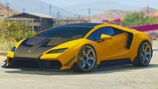 MI NUEVO SÚPER COCHE!! - CARRERA GTA V ONLINE - GTA 5 ONLINE