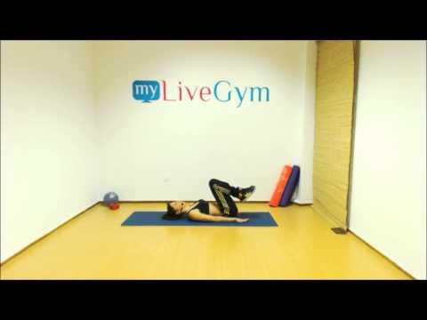 Πρόγραμμα ασκήσεων Abs n Hips μόνο στο MyGym