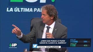 """""""No se la di (a Luis Hernández)"""": Alberto García Aspe"""