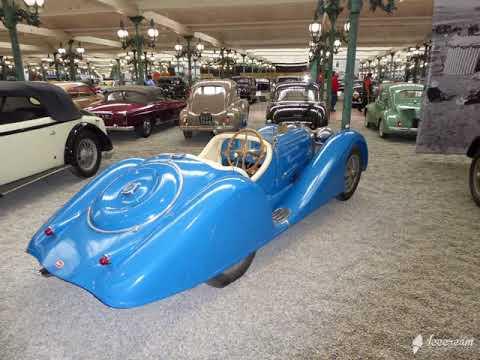 Basel to Mulhouse Cite de L'Automobile 2