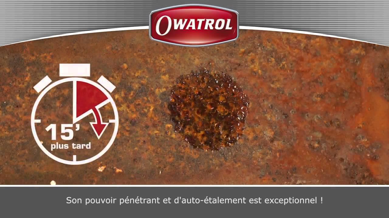 Owatrol Italia (Bulova Pennelli) || Owatrol Oil 3 - YouTube