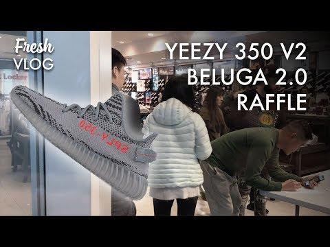 wholesale dealer 1d4d4 48c42 YEEZY BELUGA 2.0 RAFFLE + BLACK FRIDAY SALE - FRESH VLOG episode 17