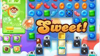 Candy Crush Jelly Saga Level 1474 ** NO BOOSTERS