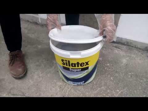 Hướng dẫn thi công quét sơn chống thấm gốc acrylic - YouTube