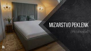 Mizarstvo Peklenk & Optimo   Promo video