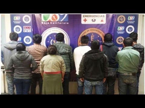 Rescatan en Mexicali a 10 migrantes secuestrados; buscaban cruzar a EU - Televisa News