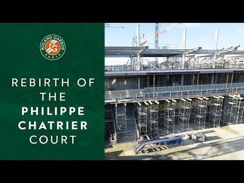 Roland-Garros 2019 - Rebirth of the Philippe-Chatrier Court