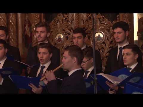 Concert de colinde 2017 - Noapte de Crăciun - Corala Bărbătească Armonia