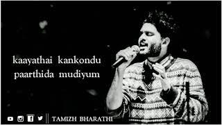 Kayathai kan kondu paarthida mudium song WhatsApp status || love WhatsApp status ||