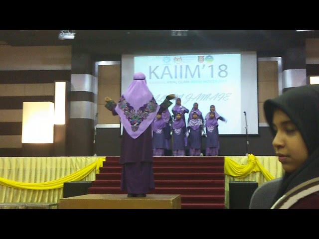 Kalam Jamaei Sek. Ren. Al-Islah (SRAI) 2018