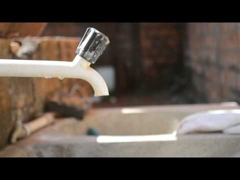 Tap Waste Water Economy Rationing Dripping No Copyright Video