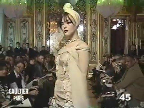 Jean Paul Gaultier Haute Couture Spring Summer 2000