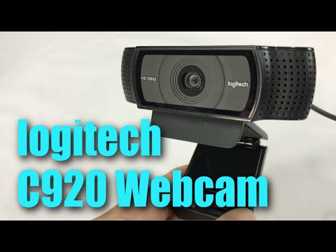 That necessary, Logitech hd pro c920 webcam