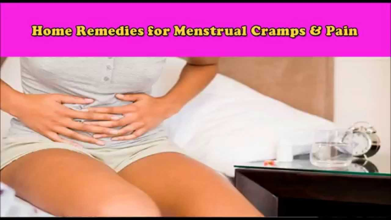 Natural Remedy For Stomach Pain During Periods