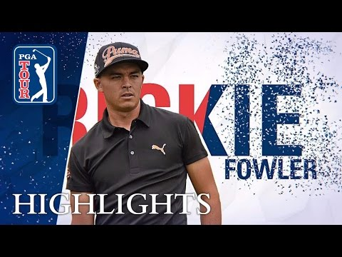 Highlights of Rickie Fowler