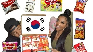 Americans Try Korean Snacks For The First Time