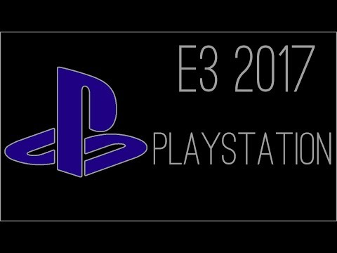 『RSS』E3 2017 - PlayStation