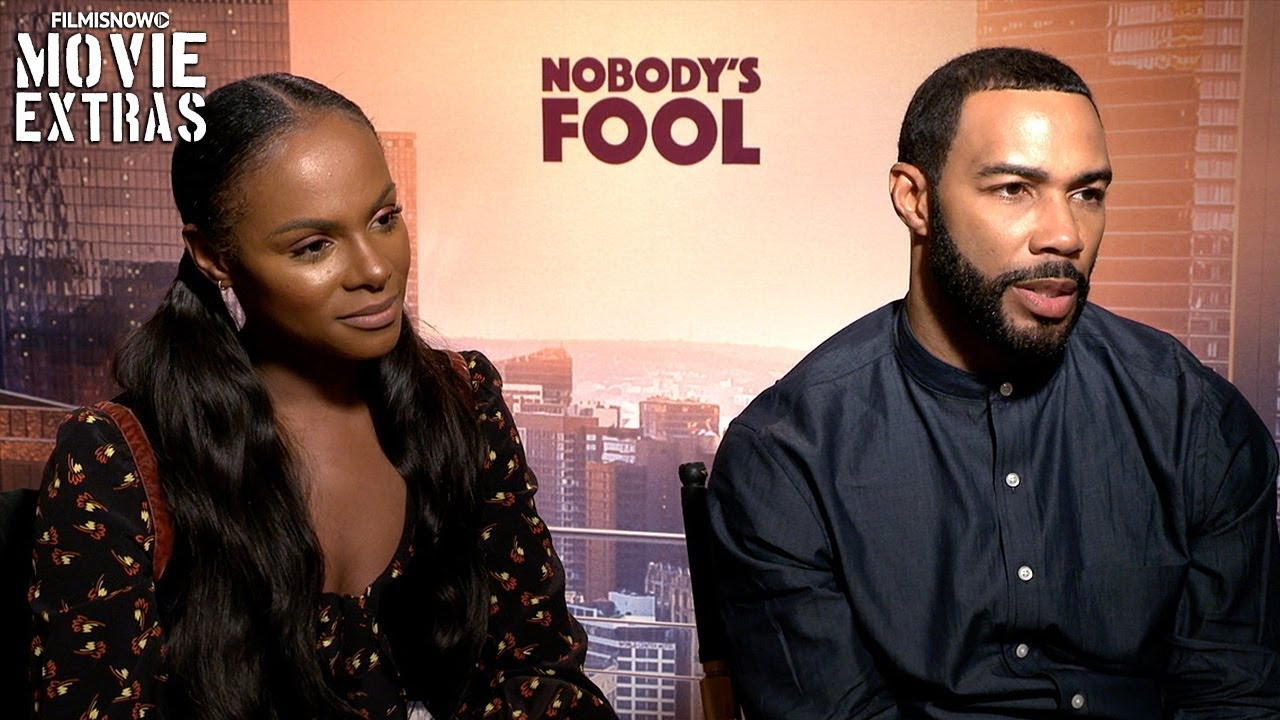 Download NOBODY'S FOOL | Tika Sumpter & Omari Hardwick talk about their experience making the movie