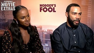NOBODY'S FOOL | Tika Sumpter & Omari Hardwick talk about their experience making the movie