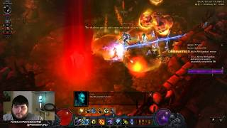 Diablo 3 Greater Rift 100 Duo Clear!